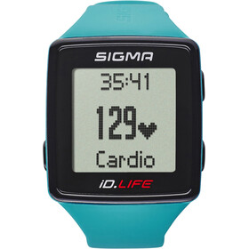 SIGMA SPORT ID.Life Sykemittari, lime green